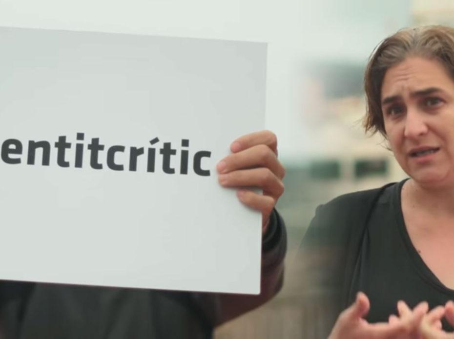 Campanya #Sentitcrític